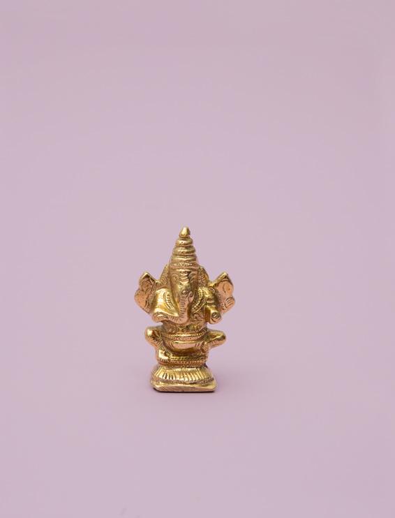 Mini Ganesha Figur