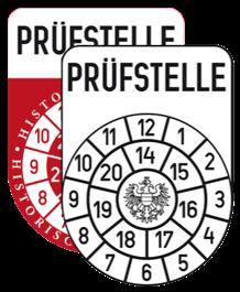 KFZ Pickerl §57a