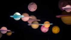Planetenkonstellation Saturn