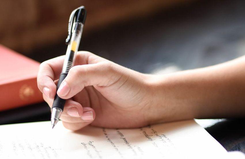 Schreibe in deine Bucket list