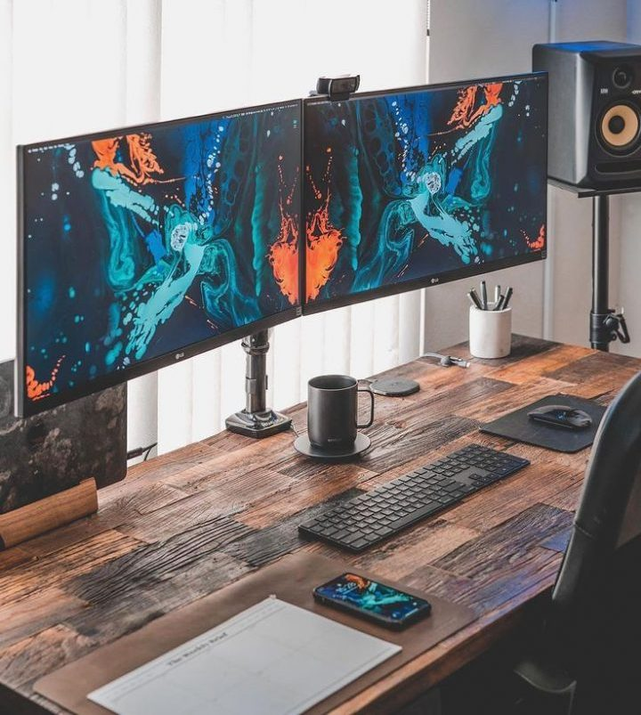 Monitors for office
