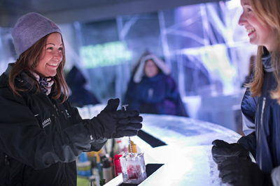 ICEBAR London corporate event