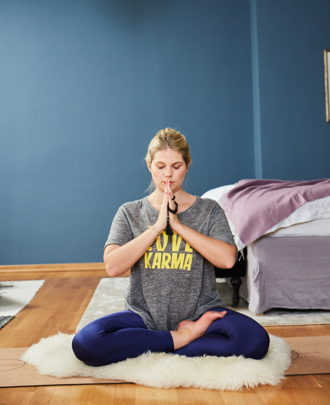Kundalini Yoga Pose