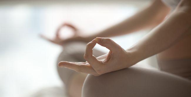Meditieren Neujahrsvorsatz
