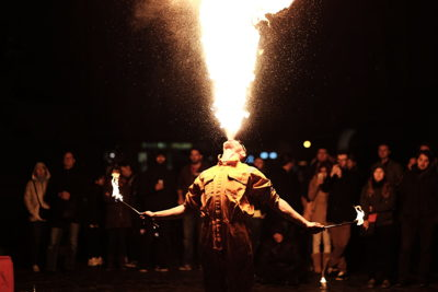 royle entertainment fire breather