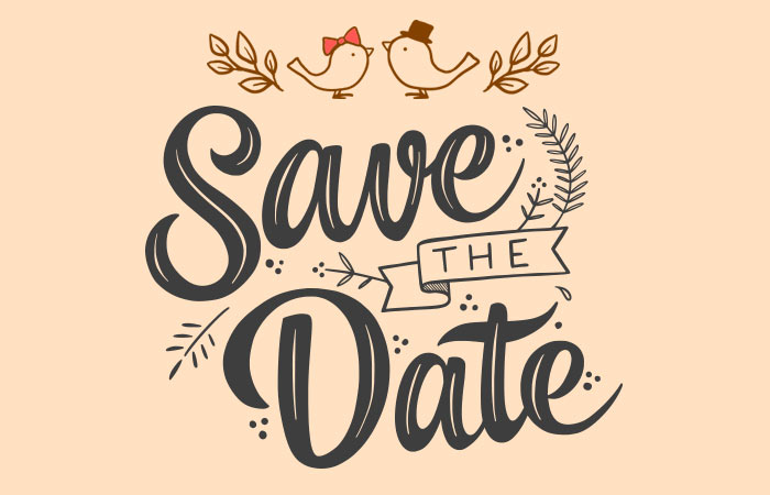 Save the Date Favors