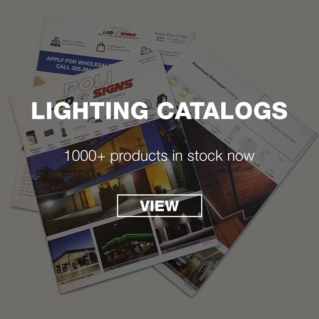 LED Lighting Catalogs
