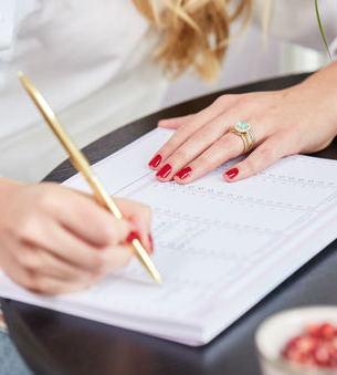 Journaling Wochenplaner