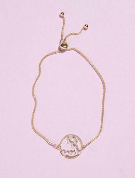 Fische Sternzeichen Armband Gold