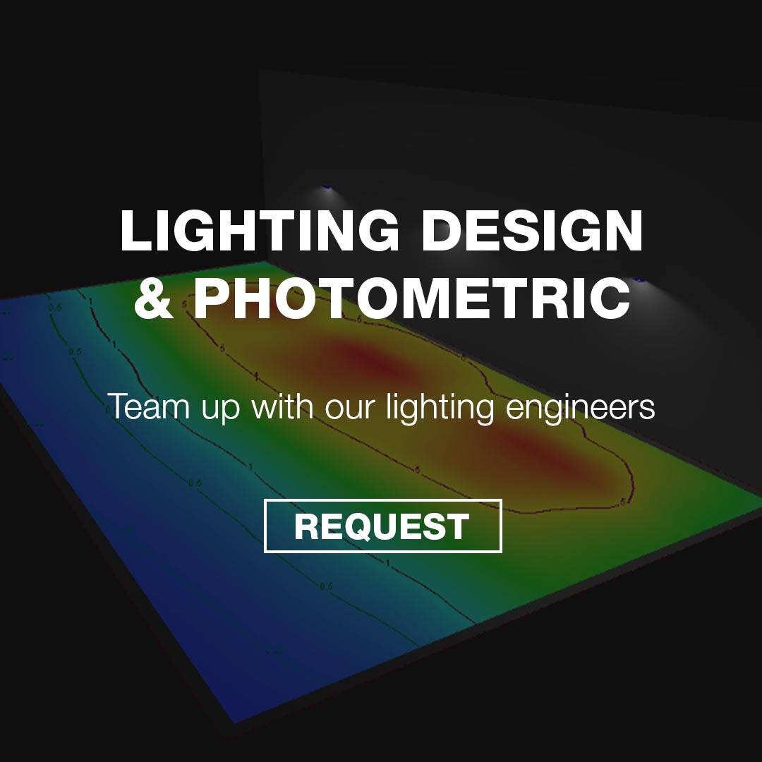 Lighting Design and Photometric Plans Services