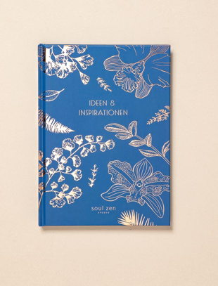 Ideen & Inspirationen Notizbuch von Soul Zen