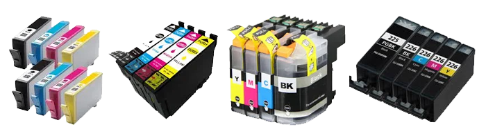Inkjet Printers Cartridges