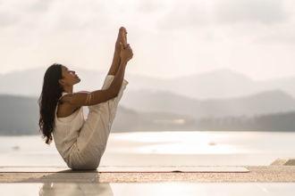 Kundalini Meditationshaltung
