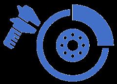 icon bremsscheibe