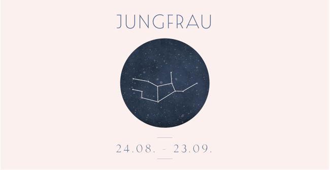 jungfrau mann horoskop