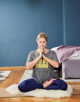 Kundalini Yoga Übung