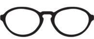 Slnečné Okuliare oválné