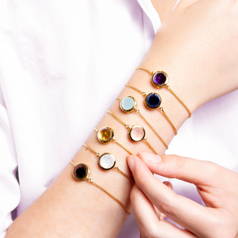 Chakra Armband Kollektion zu den sieben Chakren