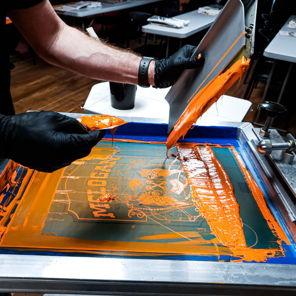 Screen printing class louisville