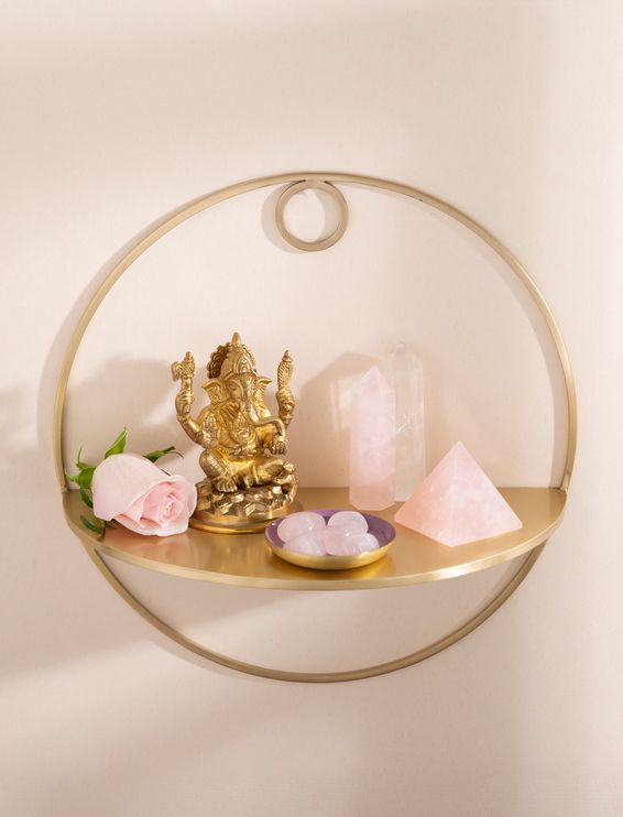 Meditations-Altar