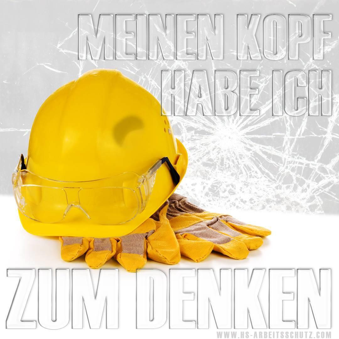 Kopschutz Schutzhelm für mehr Schutz auf der Baustelle