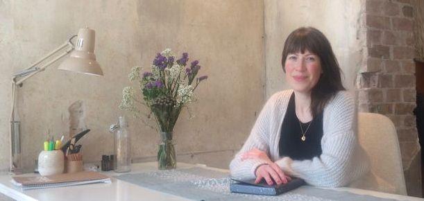 Astrologin Luisa Hartmann